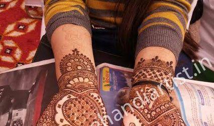 Mahesh Mehandi Artist