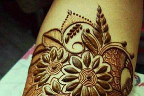 Saajan Mehandi artist