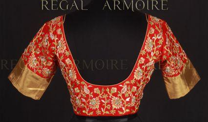Regal Armoire by Raghu & Ramya