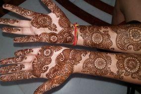 Rahul's Mehndi Designs