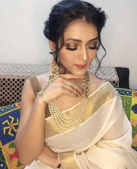 Makeup By Poorva Shah