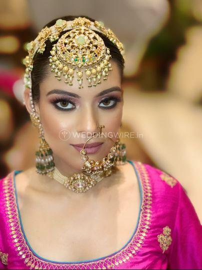 MakeUp by Shweta Mala Dhir