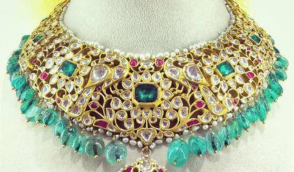 Amrapali Jewellery, MI Road