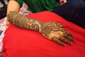 Kajal Narawade Mehendi Artist, Pune