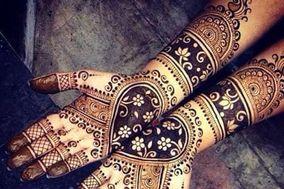 Anuj Mehndi Designer