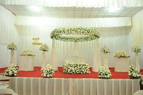 Lakshmi Flower Decorations