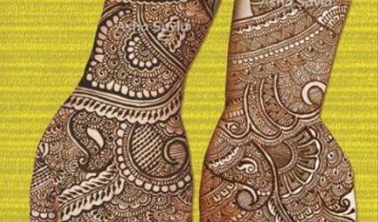 Asha Savla Henna Creations