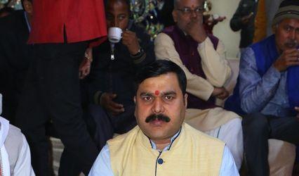 Achyutanand Tripathi, Delhi