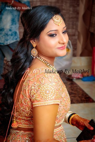 Makeup By Maithri
