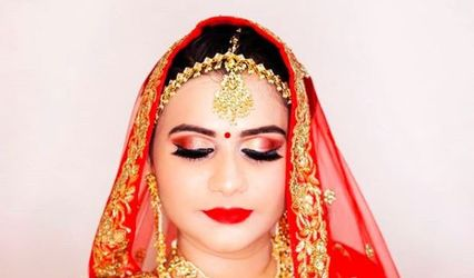 Makeovers By Nikita, Mansarovar