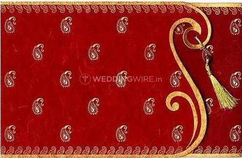 Perfect for your wedding of Rajshree Cards