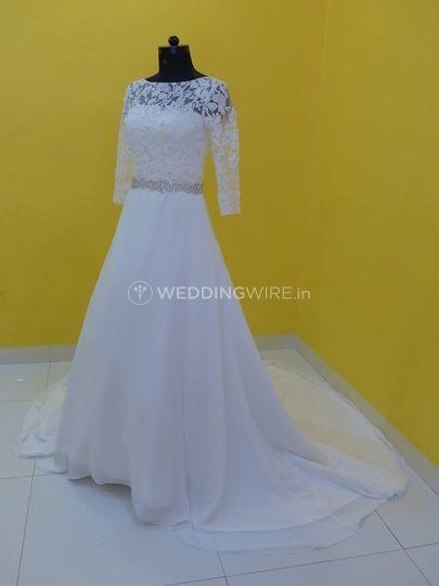 Ideal dress
