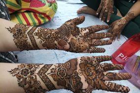 Tasneem Mehndi Artist, Mumbai