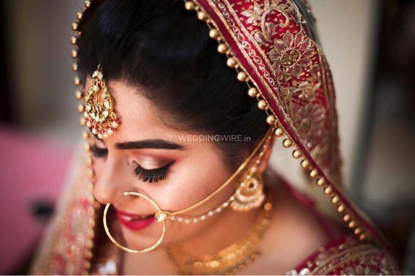 Rashi Sobti Makeup