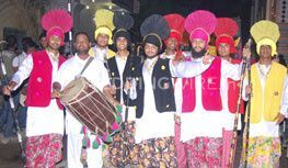 The Rocking Drummers, , New Patel Nagar