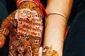 Designer Mehendi By Mamta