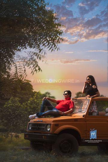 Anubhav & Radhika_Pre Wedding