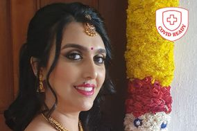 Makeup Marvels by Mamtha Reddy