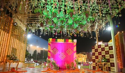 Pavitra Grand Party Lawn 1