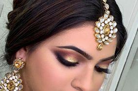 Avleen Kaur Makeup Artist, Janakpuri