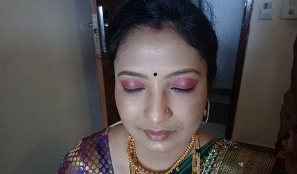 Makeup by Kavya Shree