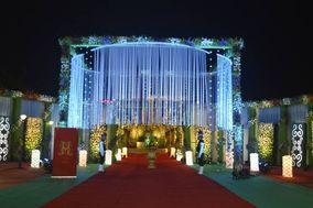 Shree Jay Ambe Decoration