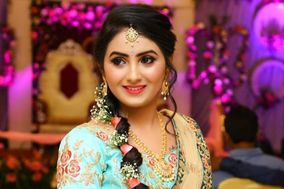 Makeup by Chaitra, Central Bangalore