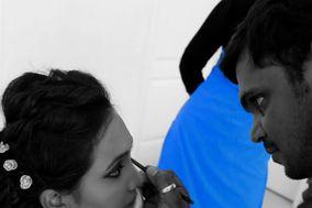 Deepak Professional Makeup and Hair Stylist