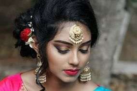Makeovers by Geetha