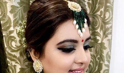 Twinky Kandhari Makeup