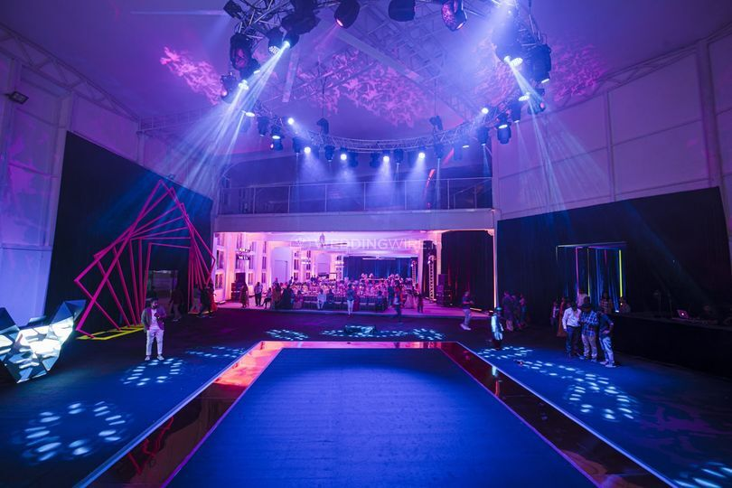 Lighting and event space