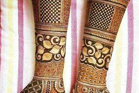 Ashu Mehandi Art
