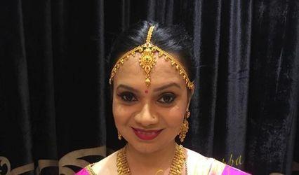 Bride Me Beautiful by Sahana Shivappa