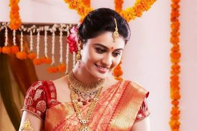 Bridal Makeup - Rambabu