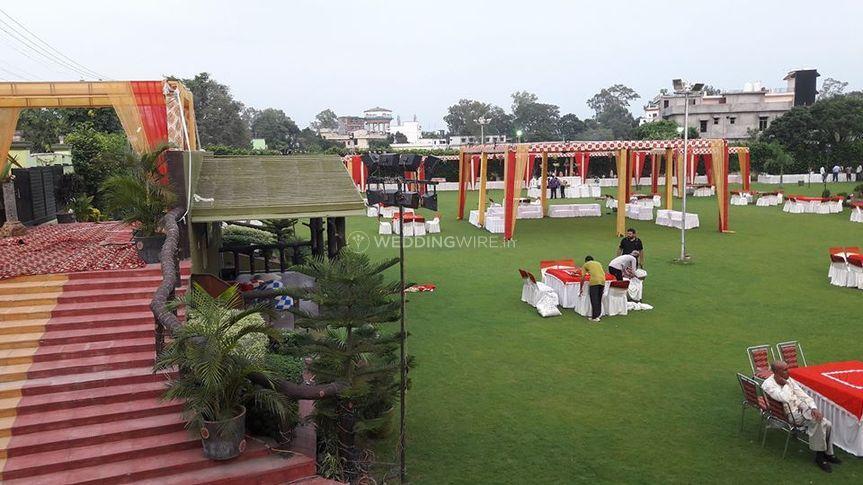 Shyam Banquet & Guest House
