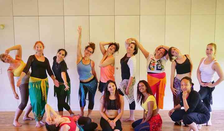Art of Belly Dancing With Sanjana