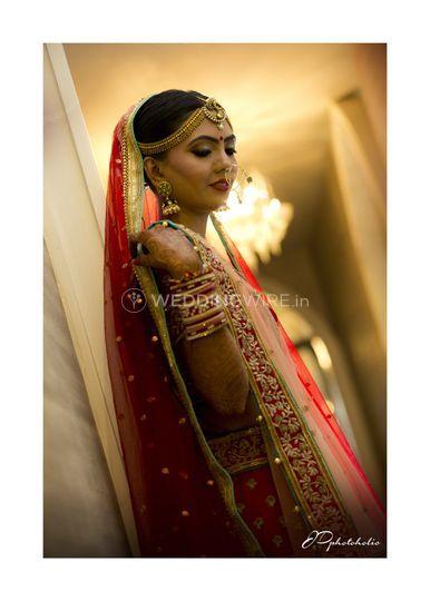 Bridal Portrait showcase