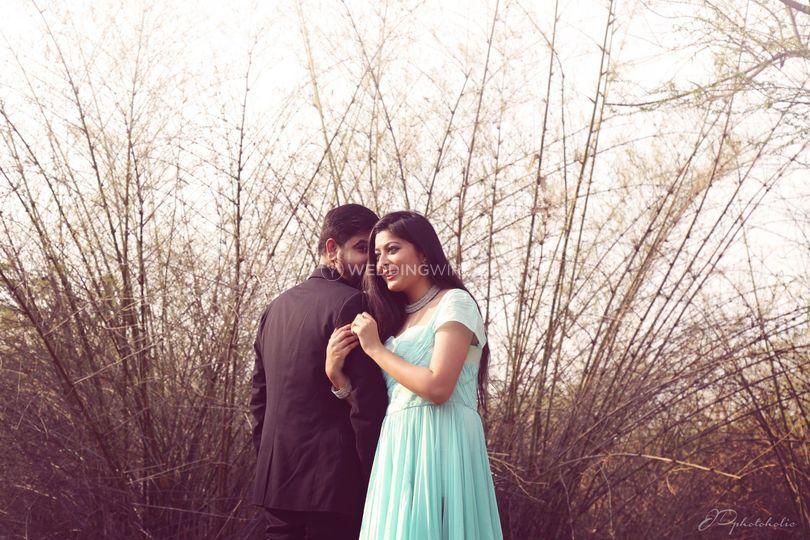 Pre Wedding Srishti and Deepak