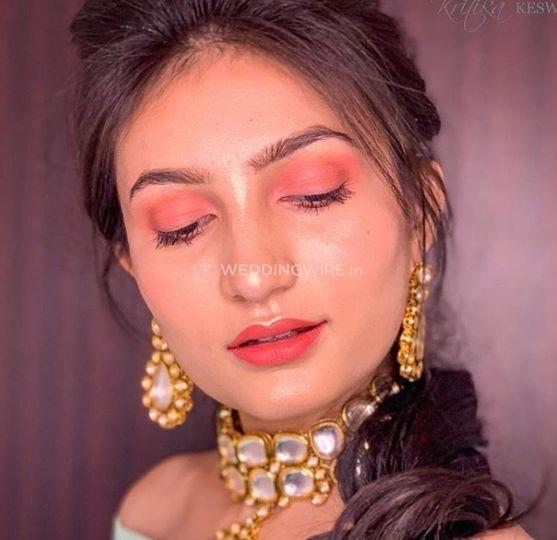 Kritika Keswani Makeup Artist