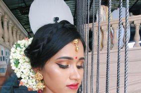 Makeup by Nimisha Neyapakkil