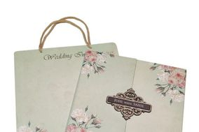 Aayushi Wedding Cards