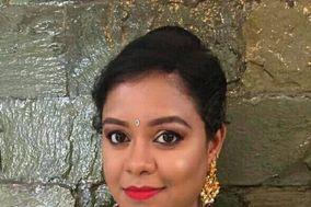 Krupa Ravindranath - Makeup And Hair