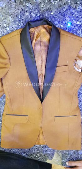 Groom's wear