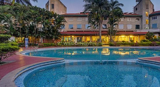 Ramee guestline hotels resort bangalore for Bangalore resorts with swimming pool