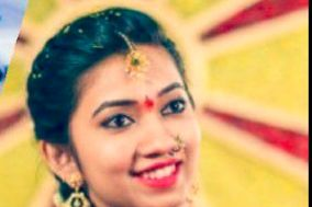 Magical Bridal Makeup and Hairstyle