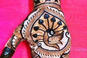 Chaitali Mehndi Artist, Ahmedabad