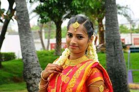 Anjalisri Makeup Artist, Coimbatore
