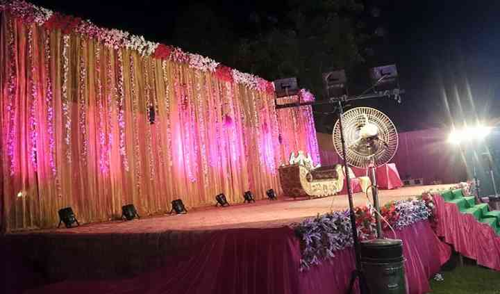 Ashish tent house & caterers