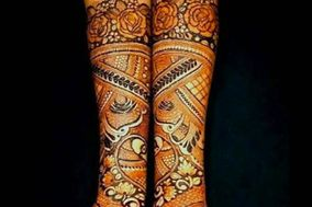 Priya Bridal Mehendi Artist