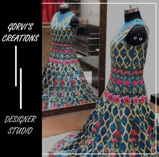 Gorvi's Creation